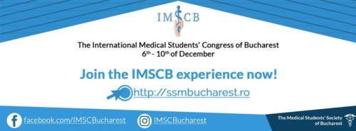 Διεθνές Συνέδριο Φοιτητών Ιατρικής Βουκουρεστίου (I.M.S.C.B.)