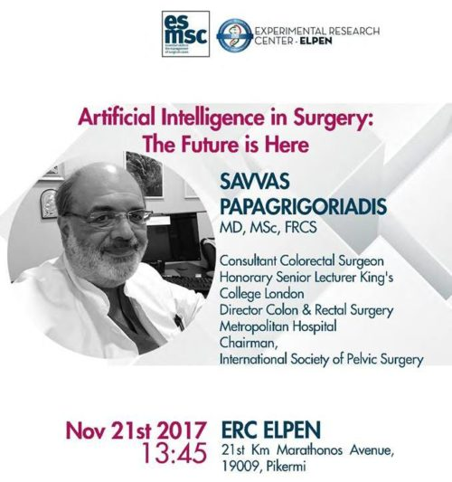 Artificial Intelligence in Surgery: The Future is Here